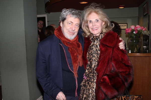 Tony Walton and Tina Flaherty