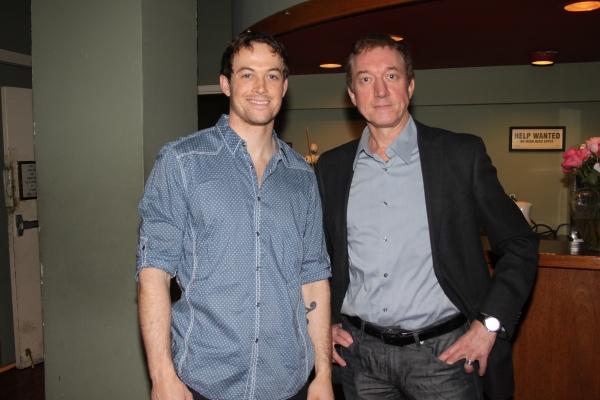 PatRick Cummings and Sean Gormley Photo