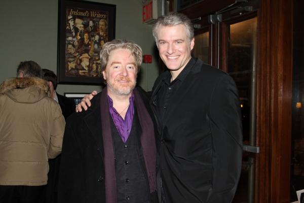 Mark Coffin and Edward Watts Photo