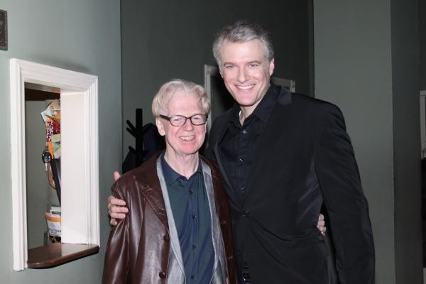Larry Kirwan and Edward Watts
