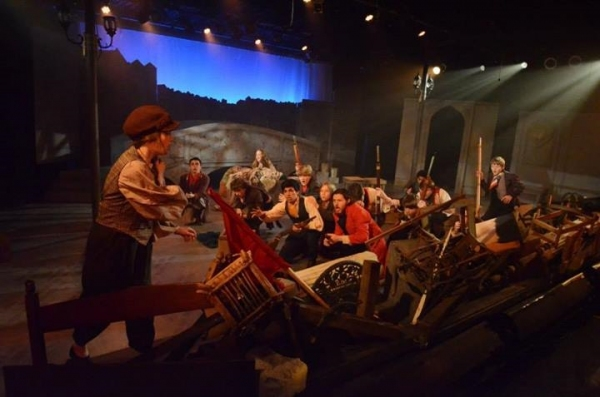 Photo Coverage: kidsActing Presents LES MISERABLES Now Thru March 2nd