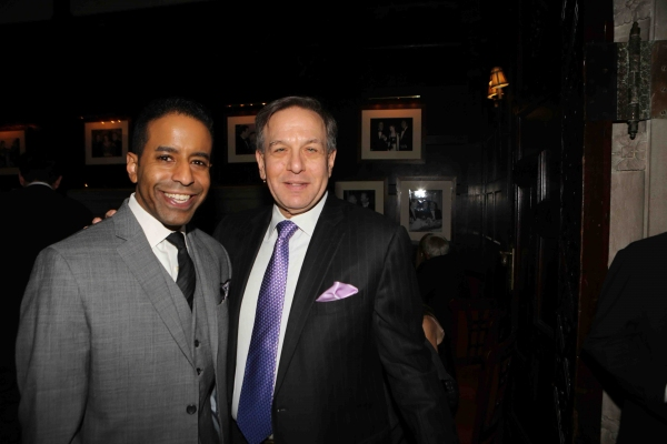 Photo Coverage: Friars Club Honors Nicole Henry