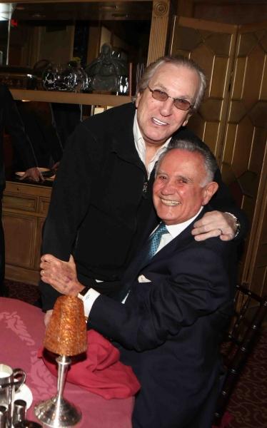 Danny Aiello & Ambassador Joseph Zappala