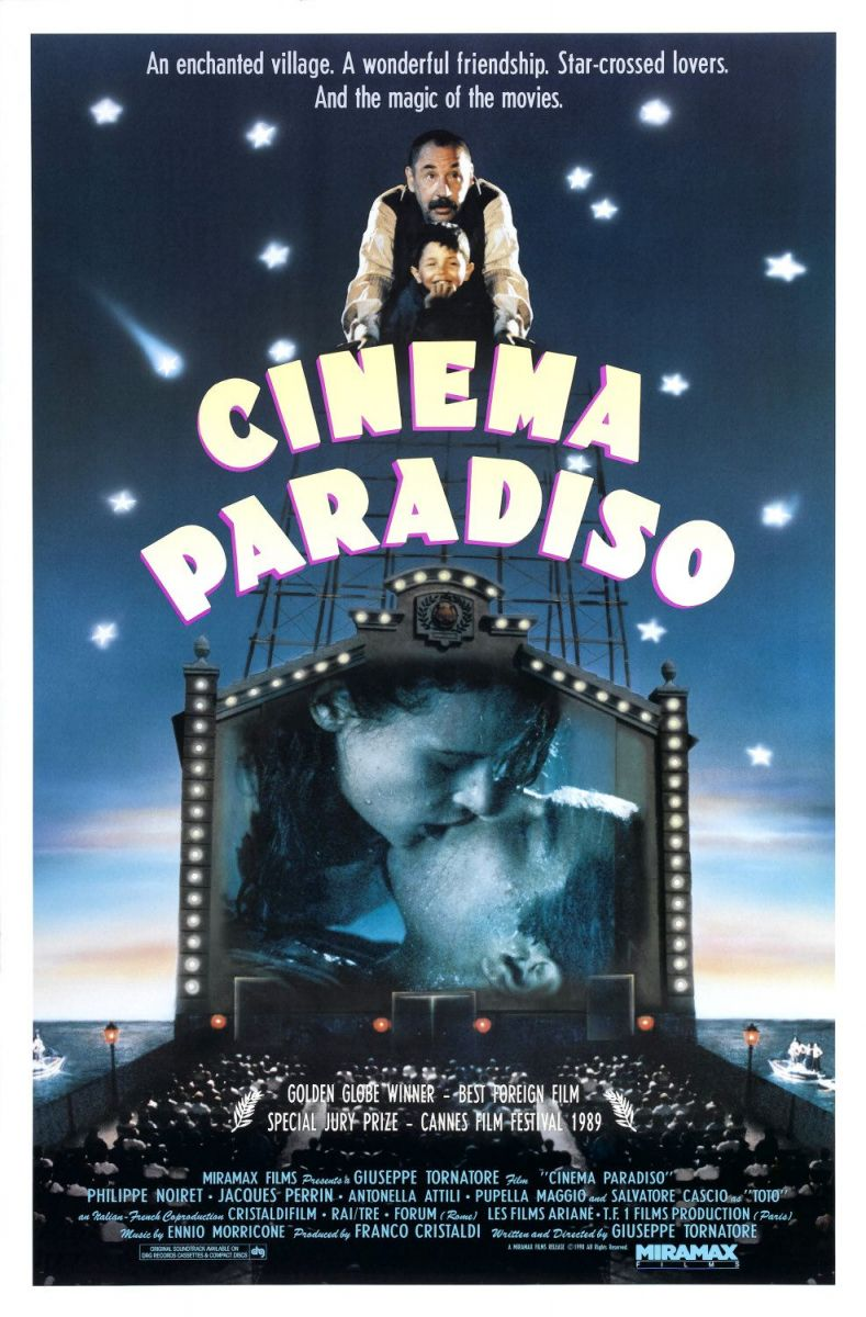Harvey Weinstein Reveals CINEMA PARADISO Musical Plans & Talks Lloyd Webber Collaboration