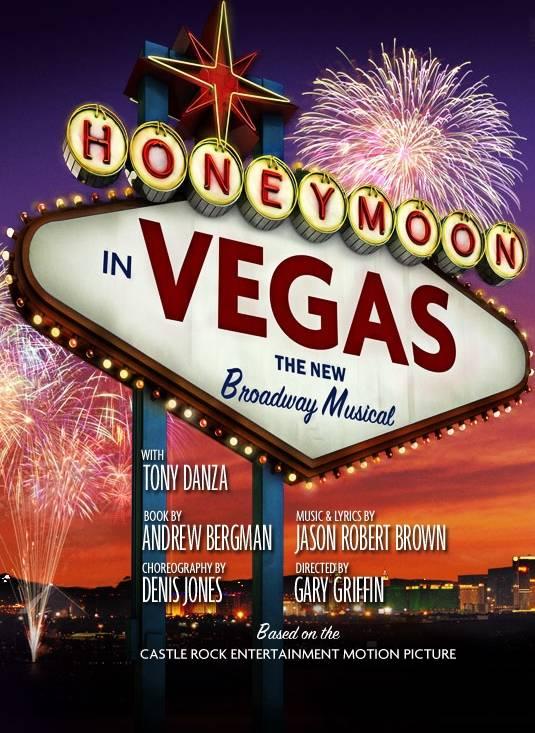 Tony Danza & More Set for HONEYMOON IN VEGAS Concert At 54 Below Tonight