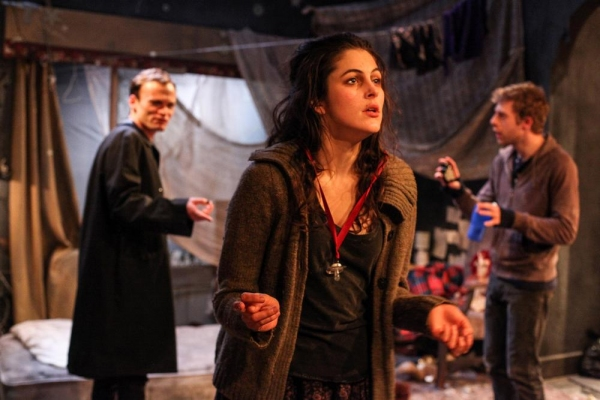 Photo Flash: New Production Shots from Interrobang Theatre's THE PITCHFORK DISNEY
