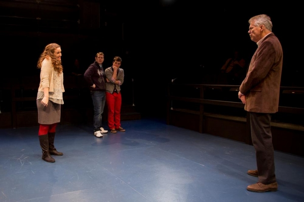 Photo Flash: First Look at Kitchen Theatre's COCK