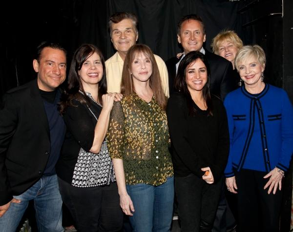 Eugene Pack, Dayle Reyfel, Fred Willard, Laraine Newman, Michael Hitchcock, Pamela Adlon, Mary Willard, Florence Henderson