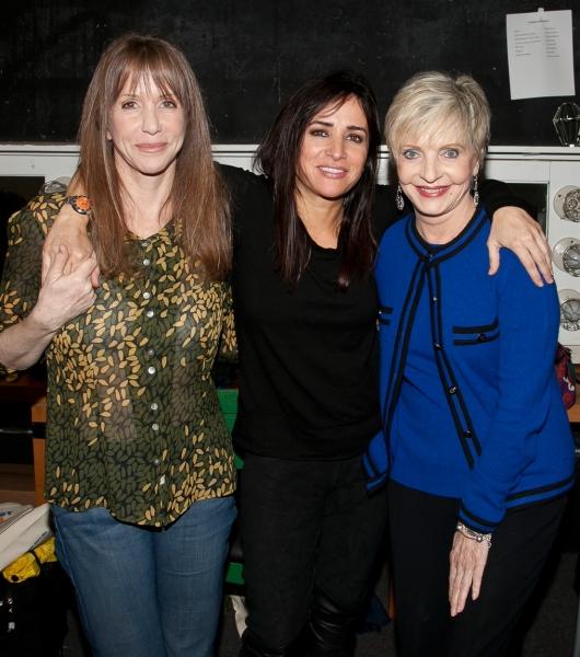 Laraine Newman, Pamela Adlon, Florence Henderson Photo