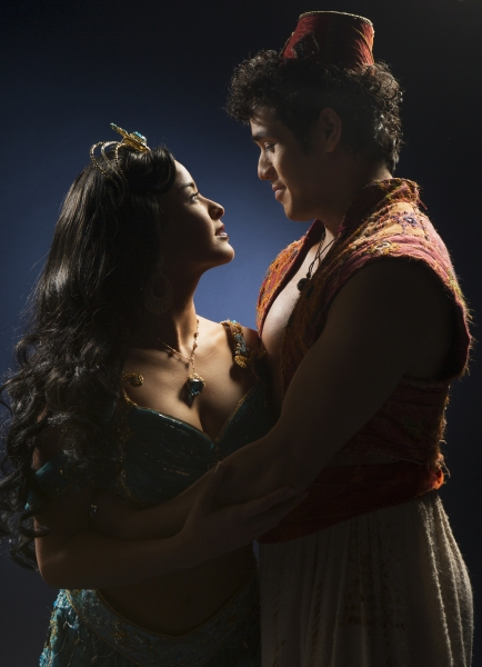 Photo Flash: Adam Jacobs, Courtney Reed & More Featured in New Character Portraits for Broadway-Bound ALADDIN; Plus Behind the Scenes Video!