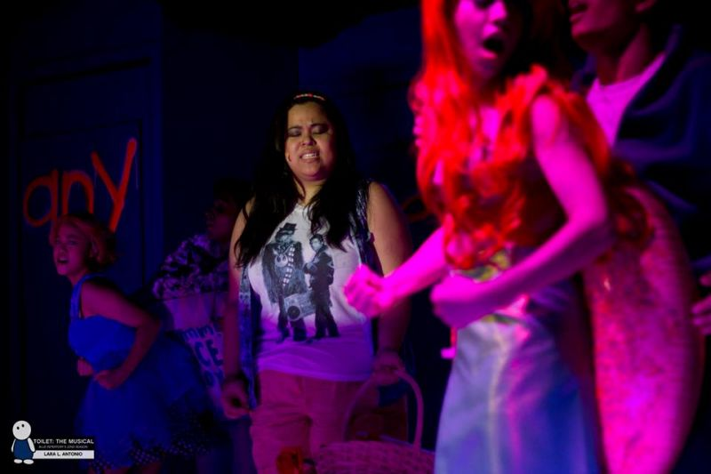 BWW  Reviews: TOILET: A New Musical
