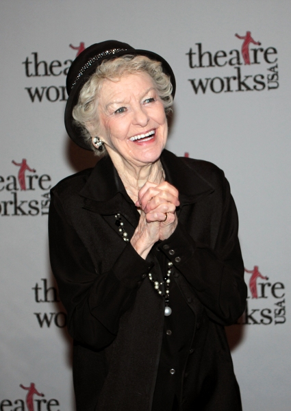 Elaine Stritch Appears On TODAY & Says F-Word