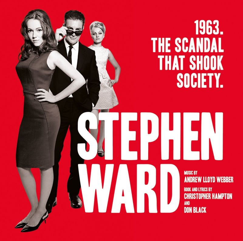 STEPHEN WARD Original London Cast Recording Now Available Digitally