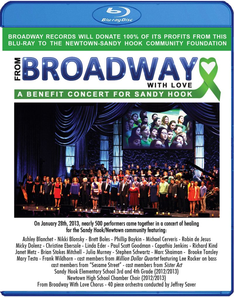 FROM BROADWAY WITH LOVE Now Available On Blu-ray & DVD