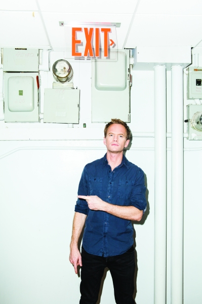 Photo Flash: Neil Patrick Harris Covers Time Out New York; Talks HEDWIG and More