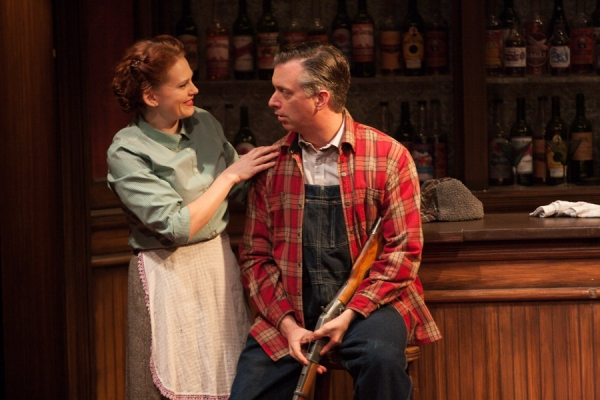 Kelli Ruttle and Michael Frederic