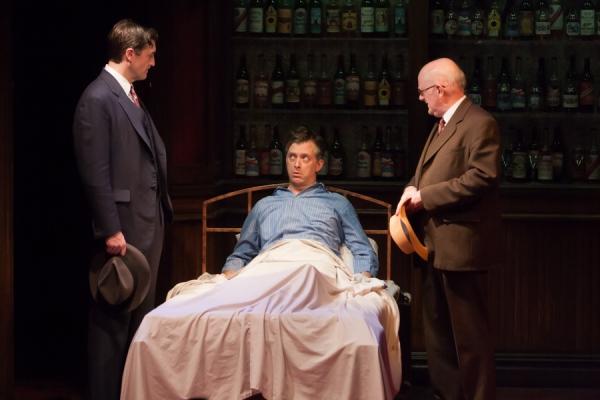 Patrick Boll, Michael Frederic and Steve Brady