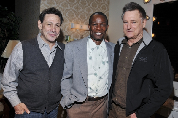 Gordon Edelstein, John Douglas Thompson, Bill Pullman