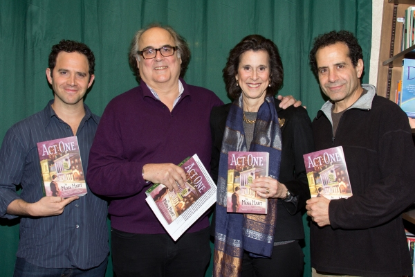 Santino Fontana, Christopher Hart, Catherine Hart, Tony Shalhoub Photo