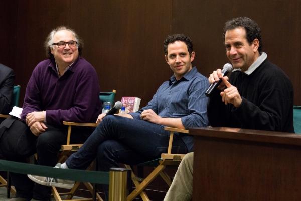Christopher Hart, Santino Fontana, Tony Shalhoub Photo