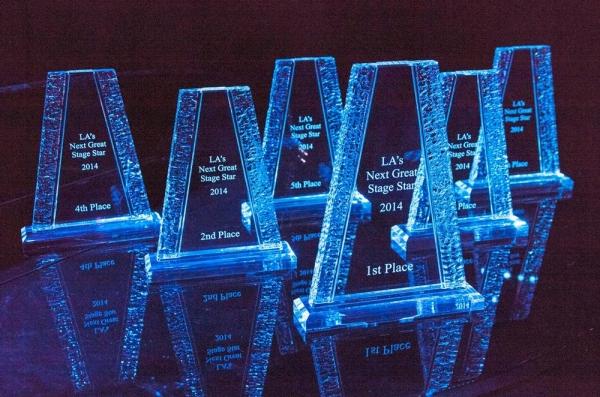 Photo Flash: LA'S NEXT GREAT STAGE STAR Crowns Jennifer Kranz