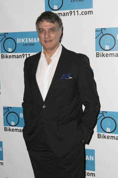 Photo Coverage: Inside Opening Night of BIKEMAN with Robert Cuccioli & More!