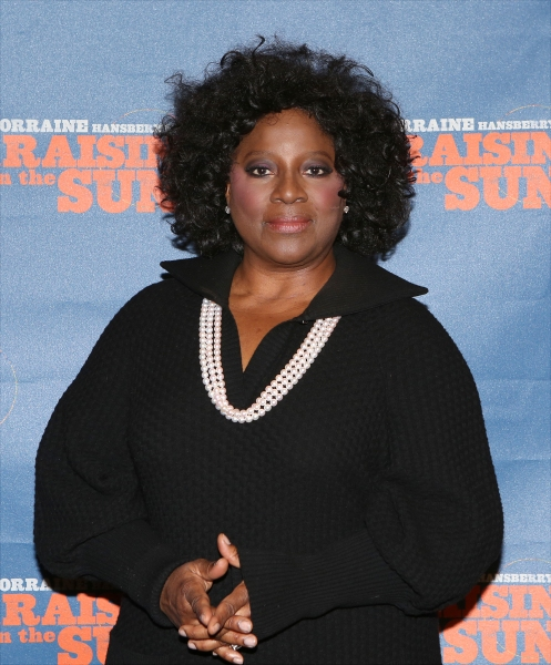 Photo Coverage: Denzel Washington & Company of A RAISIN IN THE SUN Meets the Press