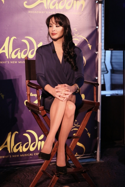 Photo Coverage: Make Way for Prince Ali and Cast of Broadway's ALADDIN!