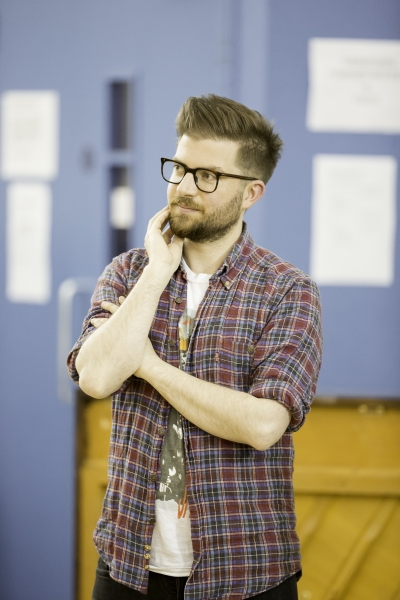 Photo Flash: In Rehearsal with the Cast of West End's URINETOWN
