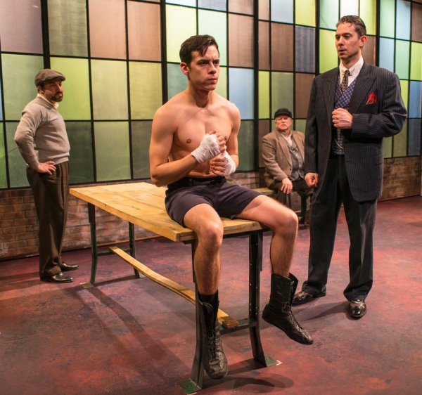 Photo Flash: Griffin Theatre's GOLDEN BOY, Now Playing at Theater Wit Through 4/6