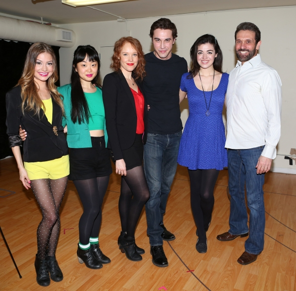 Photo Coverage: It'll Be Very. Meet The Cast of HEATHERS: THE MUSICAL!