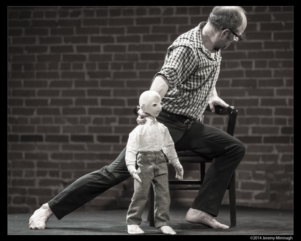 Photo Flash: Sneak Peek at Coleman Lemieux & Compagnie's MALCOLM, Opening Tonight