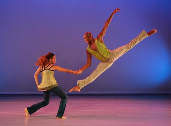 Photo Flash: Sneak Peek at Alvin Ailey American Dance Theater, Coming to Houston Tonight