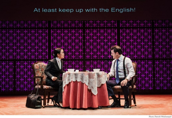 Photo Flash: First Look at CHINGLISH at Syracuse Stage