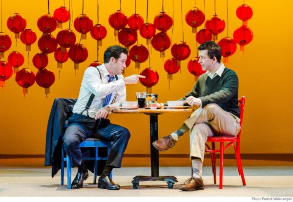 Photo Flash: CHINGLISH Begins Tonight at Syracuse Stage