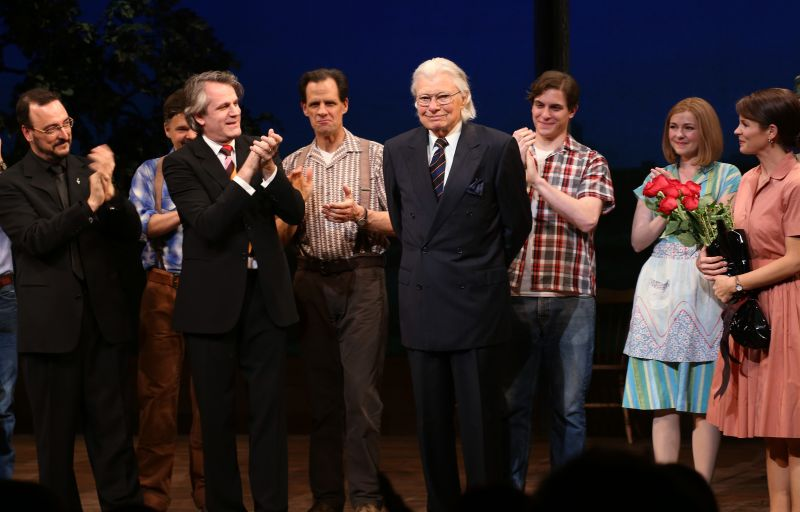 BWW Flashback: THE BRIDGES OF MADISON COUNTY Closes on Broadway Today