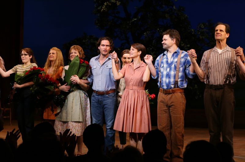 BWW Flashback: THE BRIDGES OF MADISON COUNTY Closes on Broadway Today
