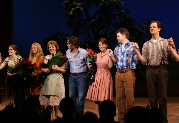 Photo Coverage: THE BRIDGES OF MADISON COUNTY Celebrates Opening with Author Robert James Waller!