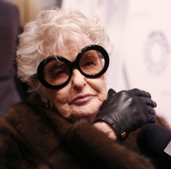 Photo Coverage: On the SHOOT ME Red Carpet with Elaine Stritch and Friends!