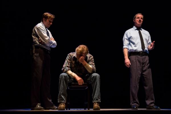 Dan Hodge, William Zielinski, Tom Byrn Photo