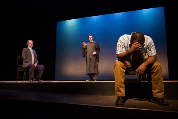 Tom Byrn, Dan Hodge, Akeem Davis Photo