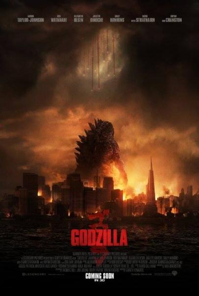 Photo Flash: New Poster for GODZILLA Debuts