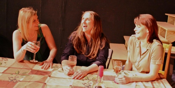 Photo Flash: Meet the Cast of AUGUST: OSAGE COUNTY at Actors' NET