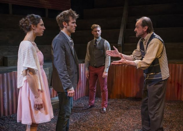 Photo Flash: First Look at Profiles Theatre's Newest Production, COCK