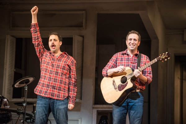 Photo Flash: First Look at Steve Rosen, Hannah Elless and More in THE OTHER JOSH COHEN at Paper Mill Playhouse