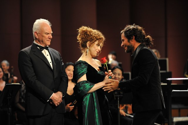 MOZART IN THE JUNGLE Starring Bernadette Peters Ordered To Series By Amazon