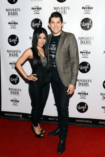 Jasmine Trias (American Idol) and Ben Stone
