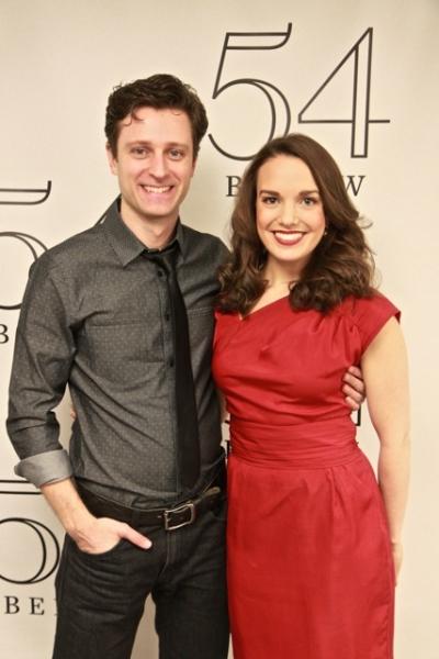 Kevin Massey and Kara Lindsay