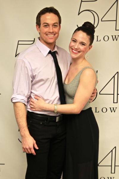 Patrick Cummings and Alessa Neeck Photo