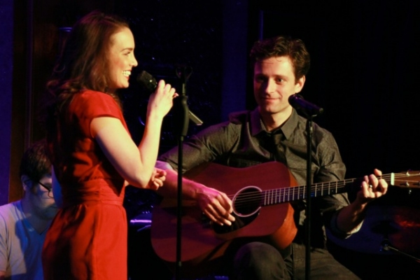 Kara Lindsay and Kevin Massey